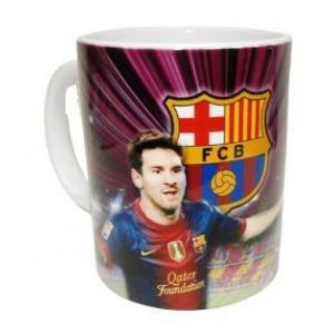 Чашка Барселона Мэсси