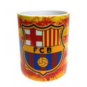 Чашка Барселона цветная