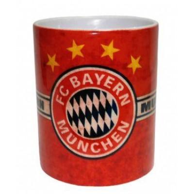 Чашка Бавария Мюнхен красная