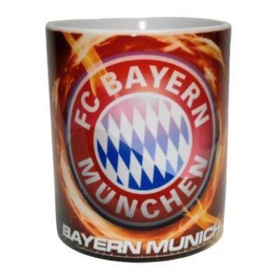 Чашка Бавария Мюнхен пламя