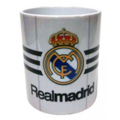 Чашка Реал Мадрид серая