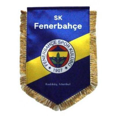 Вымпел Фенербахче Турция большой