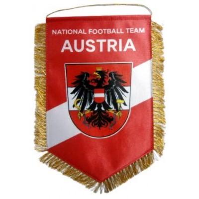 Вымпел национальной сборной Австрии по футболу   большой