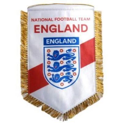 Вымпел национальной сборной Англии по футболу   большой
