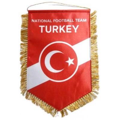 Вымпел национальной сборной Турции по футболу   большой