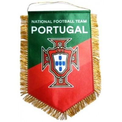 Вымпел национальной сборной Португалии по футболу   большой