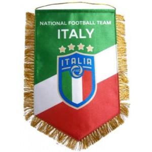 Вымпел национальной сборной Италии по футболу   большой