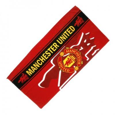 Полотенце пляжное ФК Манчестер Юнайтед