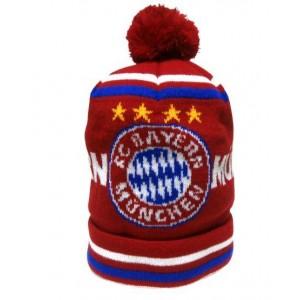 Шапка ФК Бавария Мюнхен с бубоном