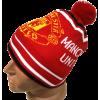 Шапка ФК Манчестер Юнайтед  с бубоном