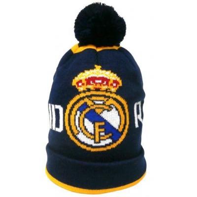 Шапка ФК Реал Мадрид с бубоном