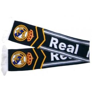 Шарф ФК Реал Мадрид темный