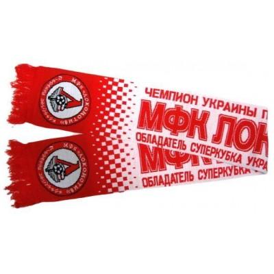 Шарф МФК Локомотив Харьков