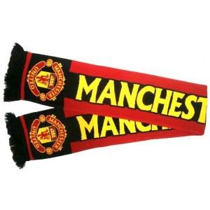 Шарф ФК Манчестер  Юнайтед классика