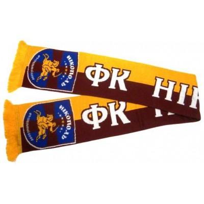 Шарф ФК Никополь г. Никополь