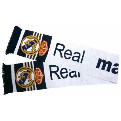 Шарф ФК Реал Мадрид светлый