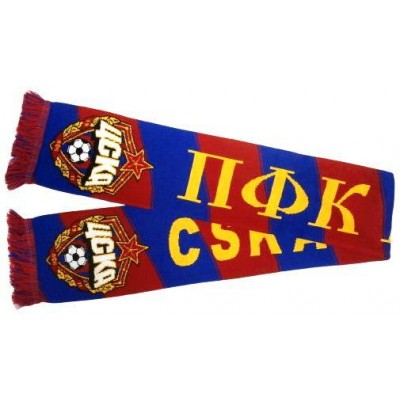Шарф ФК ЦСКА Москва
