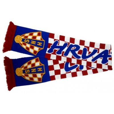 Шарф сборной Хорватии по футболу