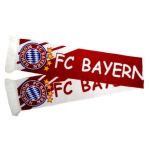 Шарф ФК Бавария Мюнхен
