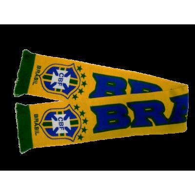 Шарф сборной Бразилии по  футболу