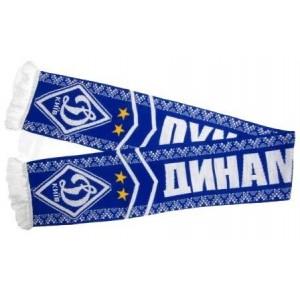 Шарф ФК Динамо Киев орнамент