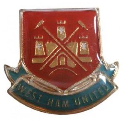 Значок ФК Вест Хем Юнайтед Лондон