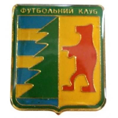 Значок ФК Закарпатье Ужгород