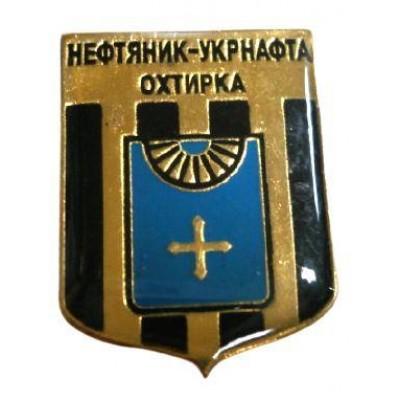 Значок ФК Нефтяник Ахтырка