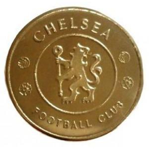Сувенирная монета ФК Челси