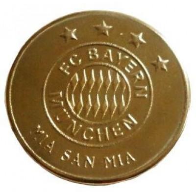 Сувенирная монета ФК Бавария Мюнхен