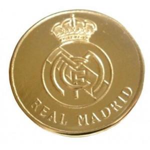 Сувенирная монета ФК Реал Мадрид