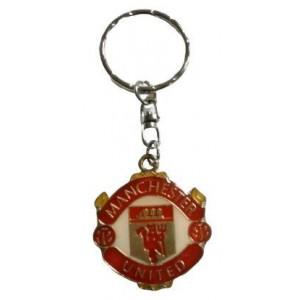 Брелок ФК Манчестер Юнайтед металлический