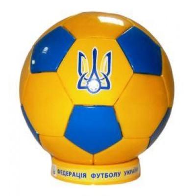 Мячик сувенирный Сборной Украины по футболу
